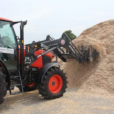 Kubota Front End Loader >> Stoll Loaders & Implements | Burder Industries