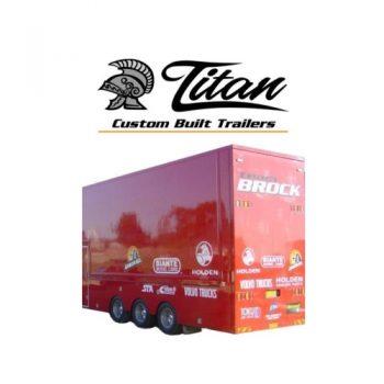 Burder Titan Trailer