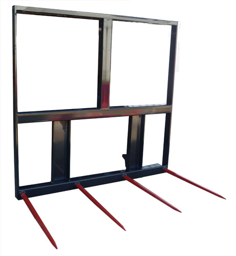 XL Square Bale Fork
