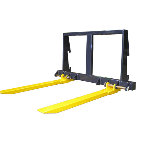 Adjustable Pallet Fork