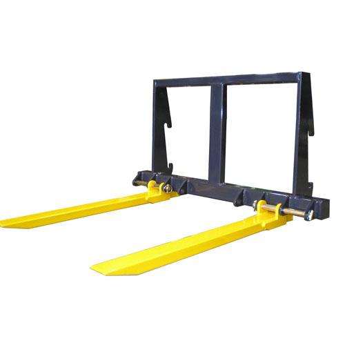Adjustable Pallet Fork