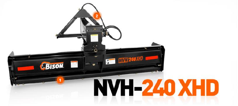 Bison-NVH-240-XHD