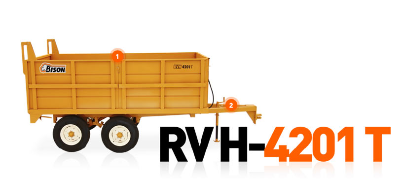 Bison-RVH-4201T