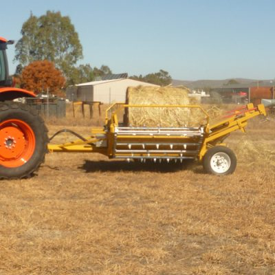 Feedout Wagon | Burder Industries