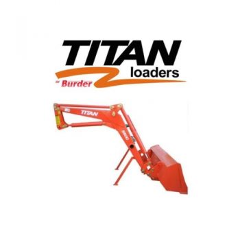 Burder Titan Front End Loader