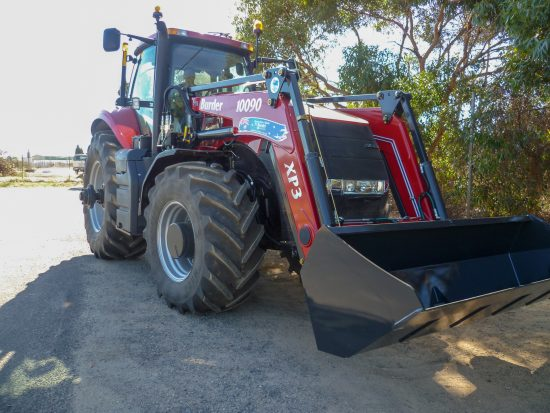 Burder Front End Loader | Burder Industries