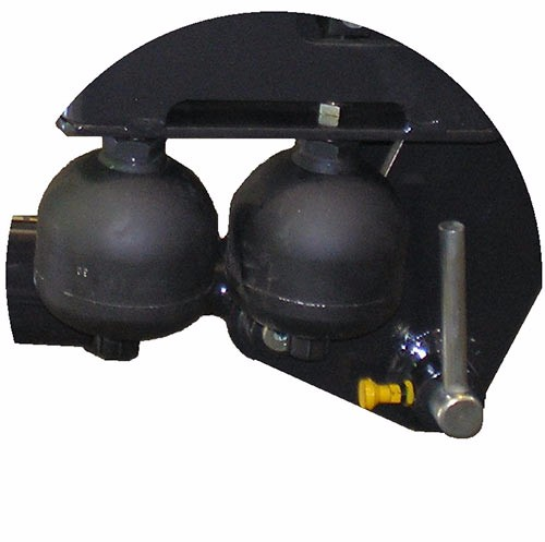 Hydraulic dampeners